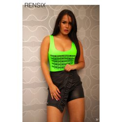 Rensix trikó, neonzöld
