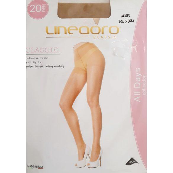 Lineaoro Classic harisnyanadrág 20 DEN