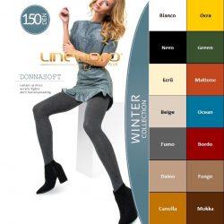 Lineaoro, Donna Soft 150den akrill harisnyanadrág