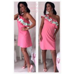 DressByRitual Afrodita ruha, pink