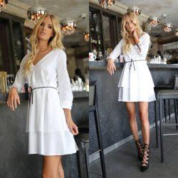 Medoo Rimini ruha, fehér